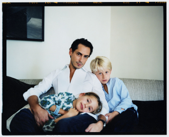 Killian Hennessy, Savannah and Dorian, 2010