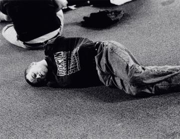 Untitled (Kid #5, Rock On Cleveland), 2004