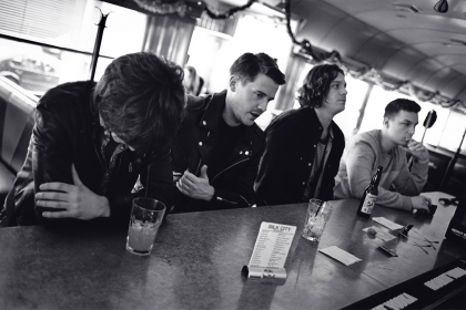Arctic Monkeys, 2011