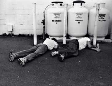 Untitled (Kids #26, No Smoking), 2007