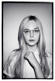 Elle Fanning at TIFF, 2012