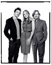 John Hawkes, Helen Hunt and William H. Macy at TIFF, 2012