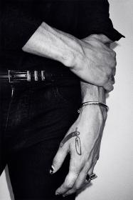 Dylan Rieder, 2013 (Man About Town / Saint Laurent)