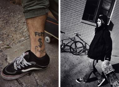Untitled (Josh #11) and Untitled (Josh #40), 2013