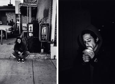Untitled (Josh #36) and Untitled (Josh #43), 2013