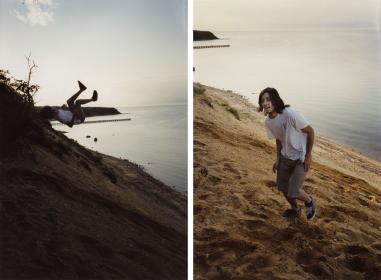 Untitled (Josh #5) and Untitled (Josh #6), 2011