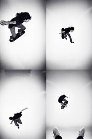 Untitled (Josh #58, #59, #60, #61), 2012