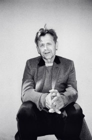 Mikhail Baryshnikov for Rag & Bone, The Men's Project, 2016