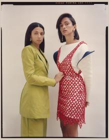 Nadia & Laila Gohar, 2019