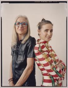 Dr. Jane Aronson & Alexi Meyers, 2019