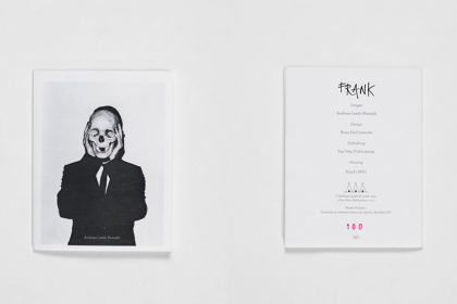 Muses Vol.1: Frank – Fau Wau Publications
