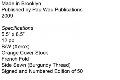 Made in Brooklyn – Pau Wau Publications