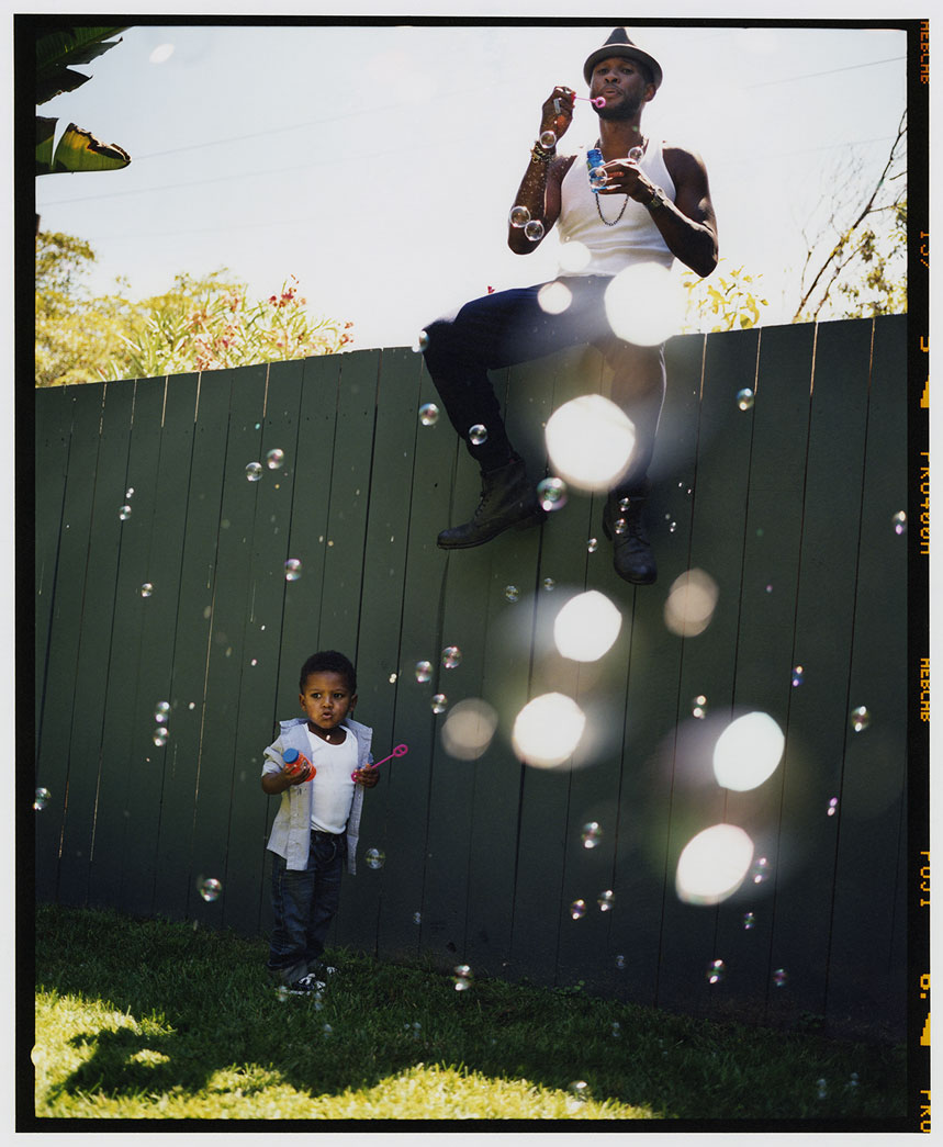 Usher & Naviyd, 2010