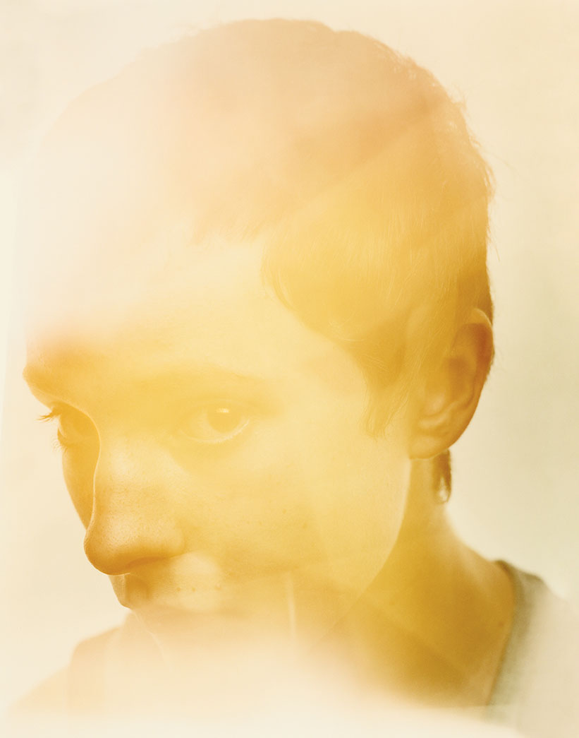 Untitled (Joe #10, Yellow), 2005