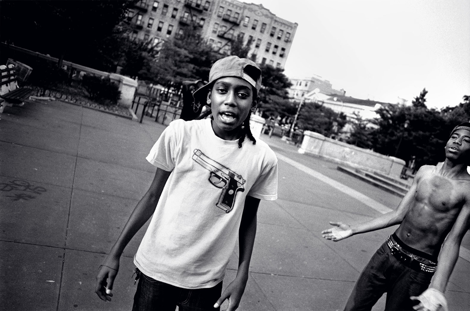 Untitled (Kadeem and Leon #20), 2007
