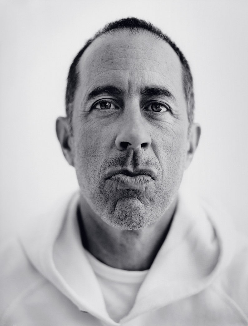 Jerry Seinfeld for Rag & Bone, S/S 2015