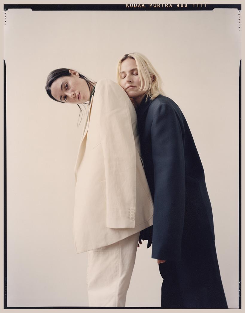 Katja Blichfeld & Adele Thibodeaux, 2019