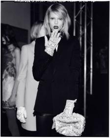 Martha Backstage at Givenchy, F/W 2010