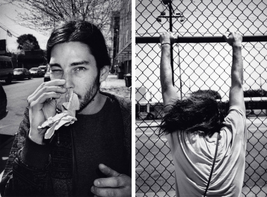 Untitled (Josh #85), 2013 & Untitled (Josh #77), 2009