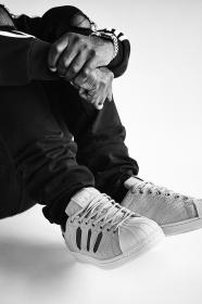Pusha T for Adidas Originals x Original Superstar, 2015