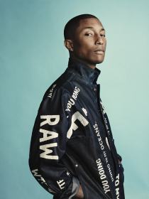 G-Star x Pharrell Williams, 2015