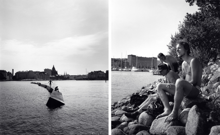 Untitled (Finland #26) & Untitled (Finland #27), 2010